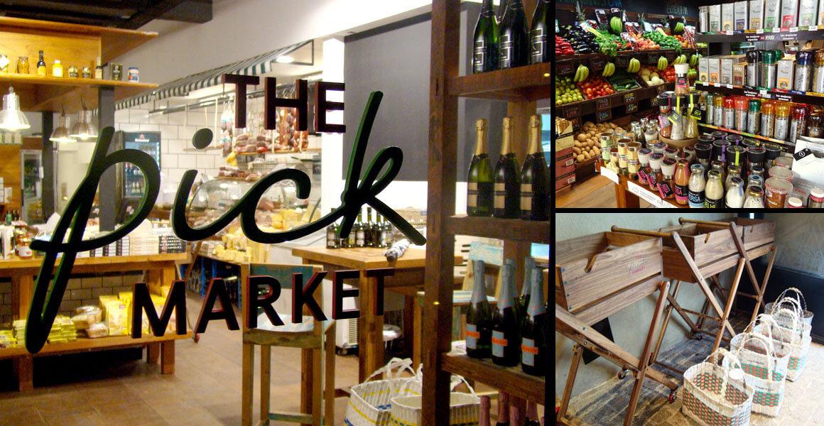 THE PICK MARKET